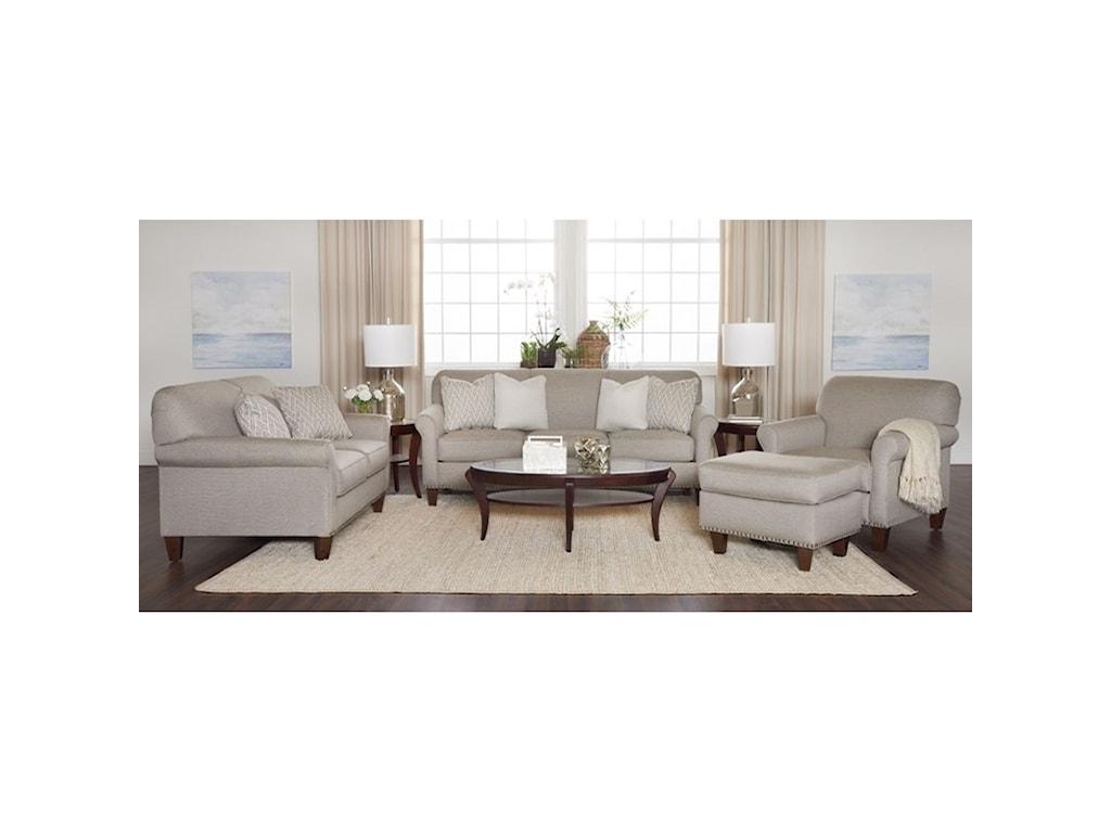 Elliston Place EmoryTransitional Sofa