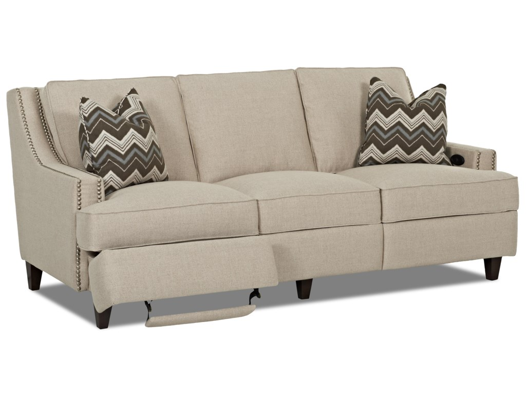 Elliston Place EmpressPower Hybrid Sofa