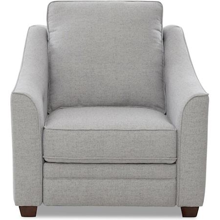 Power Hybrid Chair w/ Pwr Headest & Lumbar