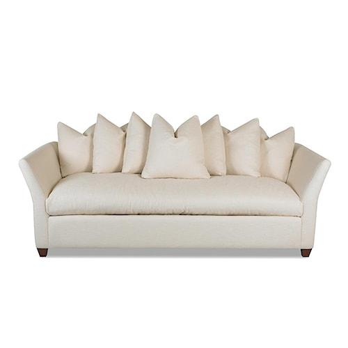 Klaussner Fifi Contemporary Sofa