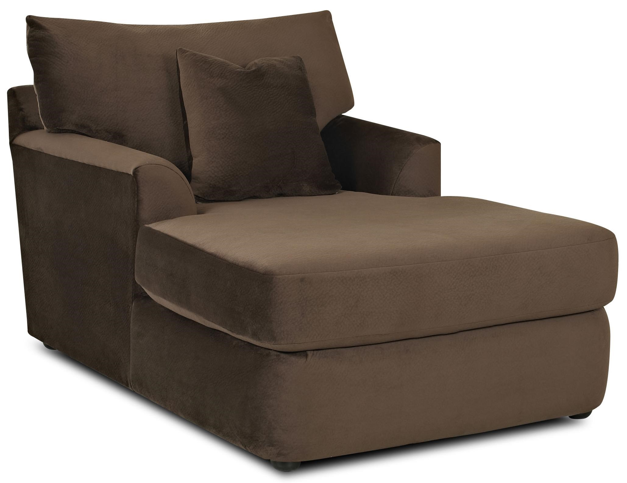 Klaussner FindleyChaise Lounge ...