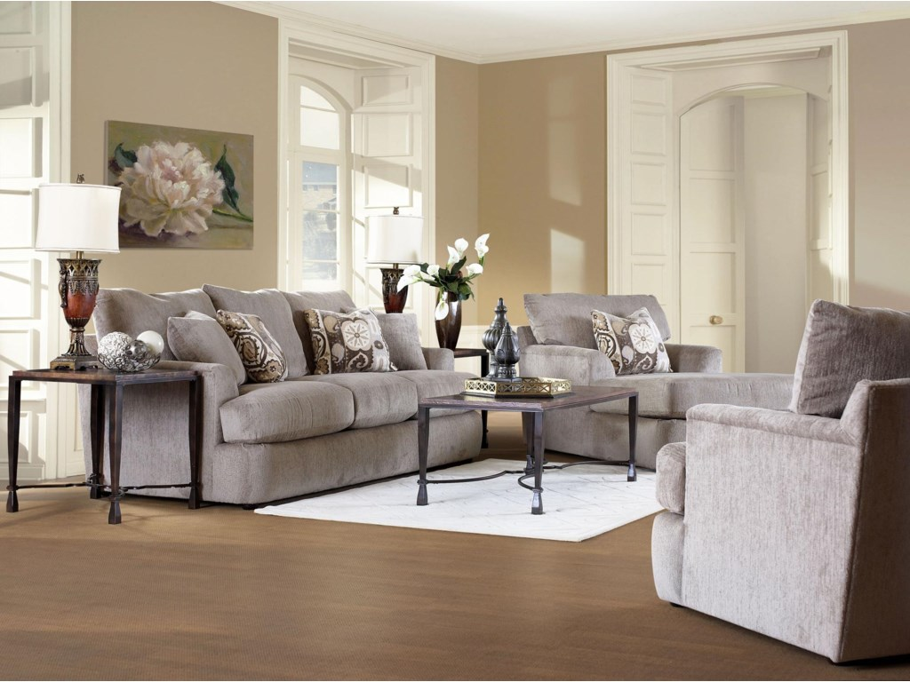 Klaussner FindleyChaise Lounge