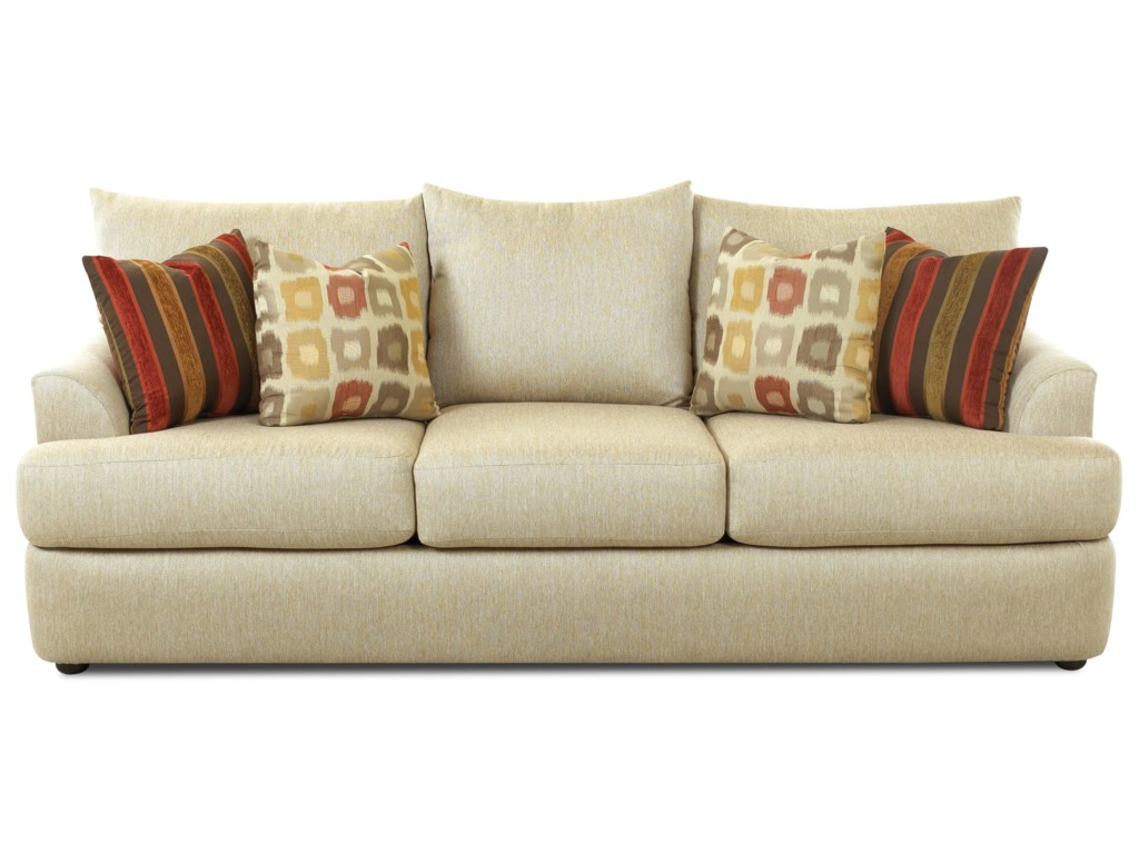 Klaussner FindleyStationary Sofa