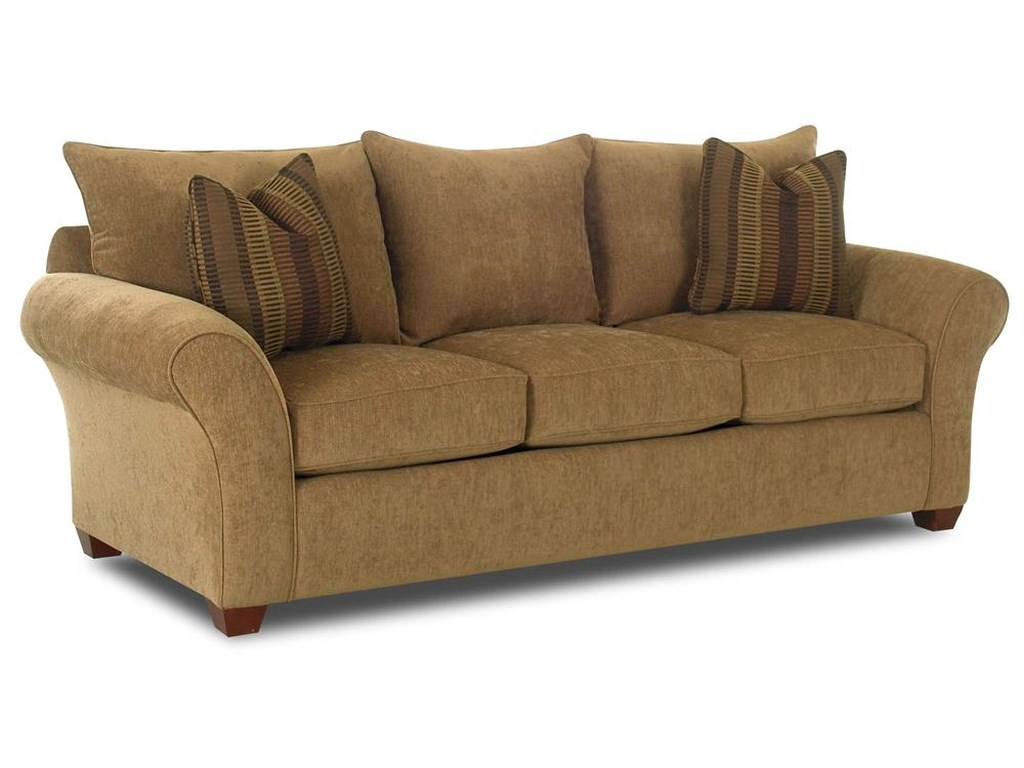Klaussner FletcherDreamquest Queen Sleeper Sofa