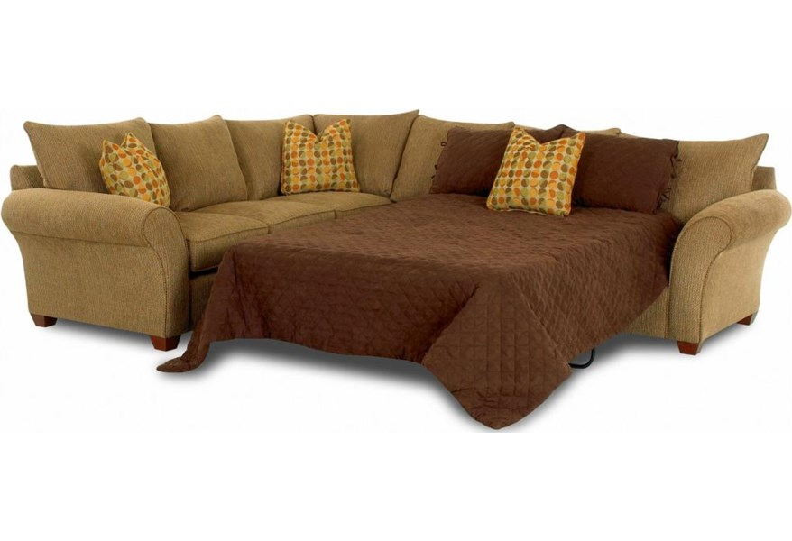 Klaussner Fletcher Sofa Sleeper