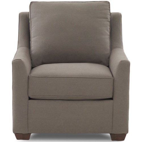 Klaussner Fulton Contemporary Chair