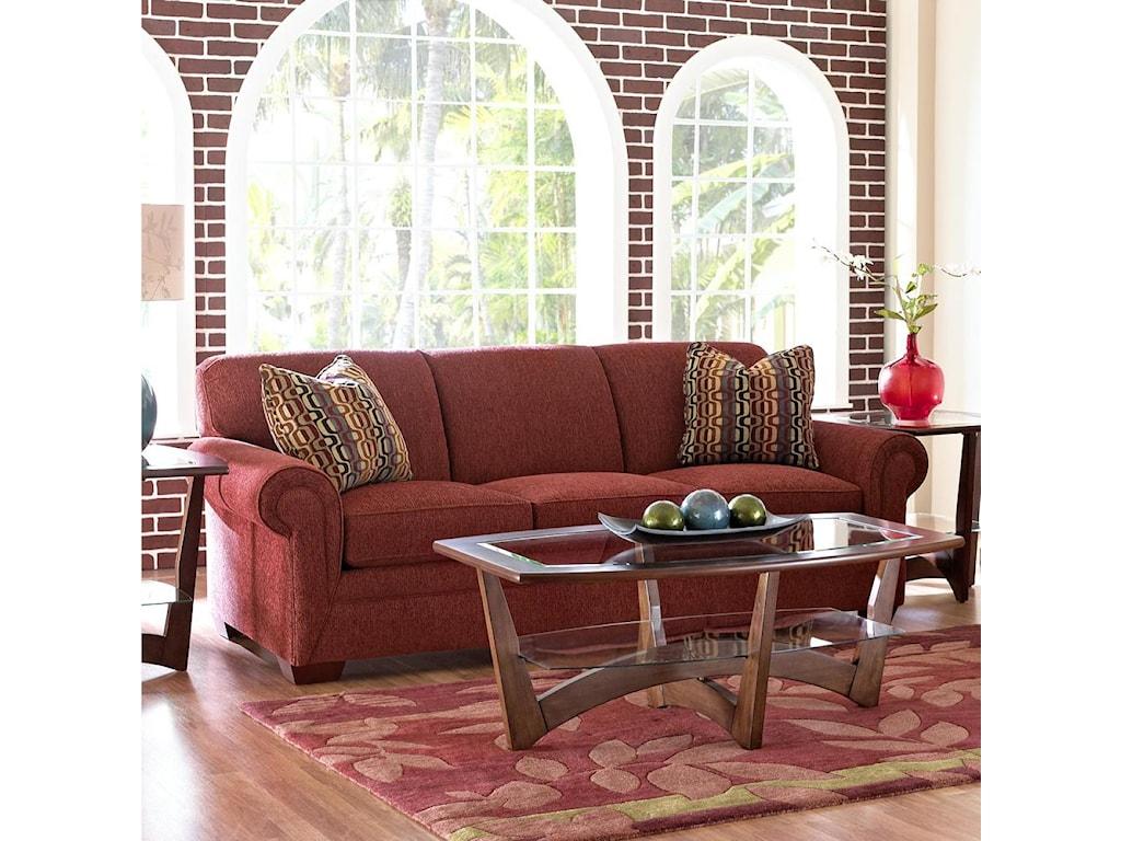 Klaussner FusionUpholstered Sofa