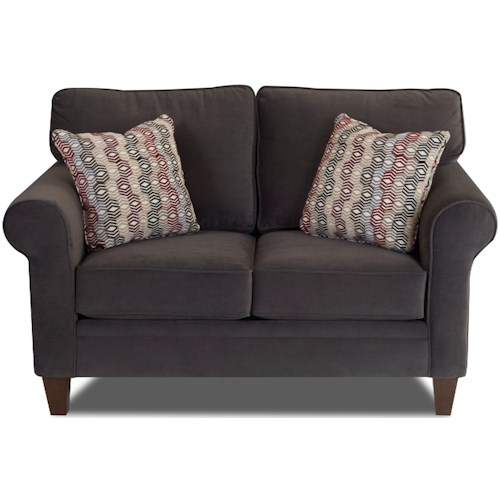 Klaussner Gates Casual Loveseat
