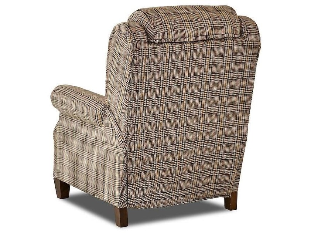Klaussner GatewayPower High Leg Reclining Chair