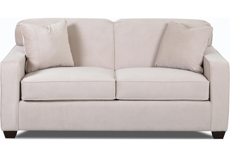 Fantastic Gillis Regular Sleeper Sofa With Air Coil Mattress By Klaussner At Dream Home Interiors Ocoug Best Dining Table And Chair Ideas Images Ocougorg