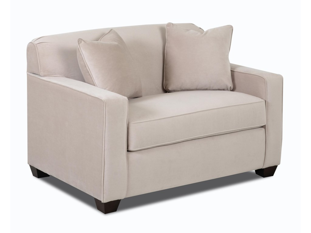 Klaussner GillisInnerspring Chair Sleeper