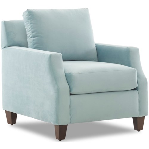 Klaussner Gilman Transitional Chair