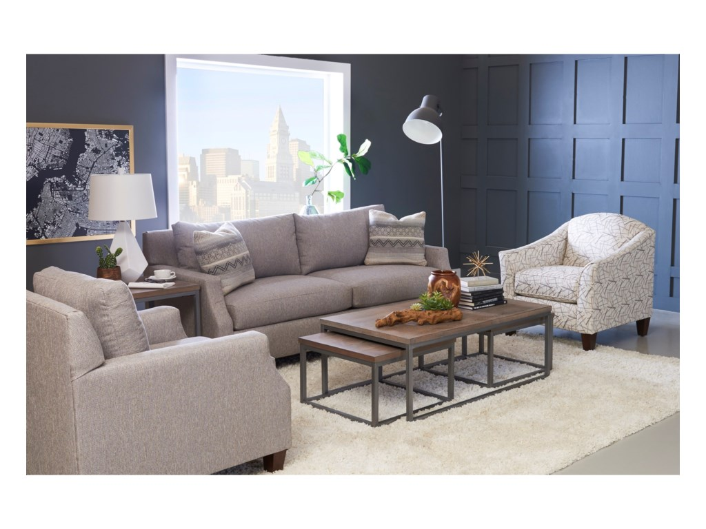 Klaussner GilmanLiving Room Group