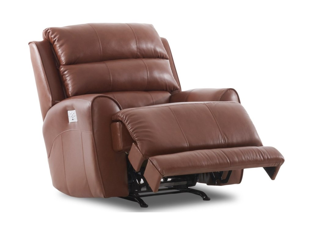 Elliston Place GleesonPower Reclining Chair w/ Pwr Head/Lumb