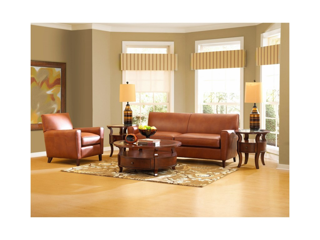 Klaussner GoldieLiving Room Group