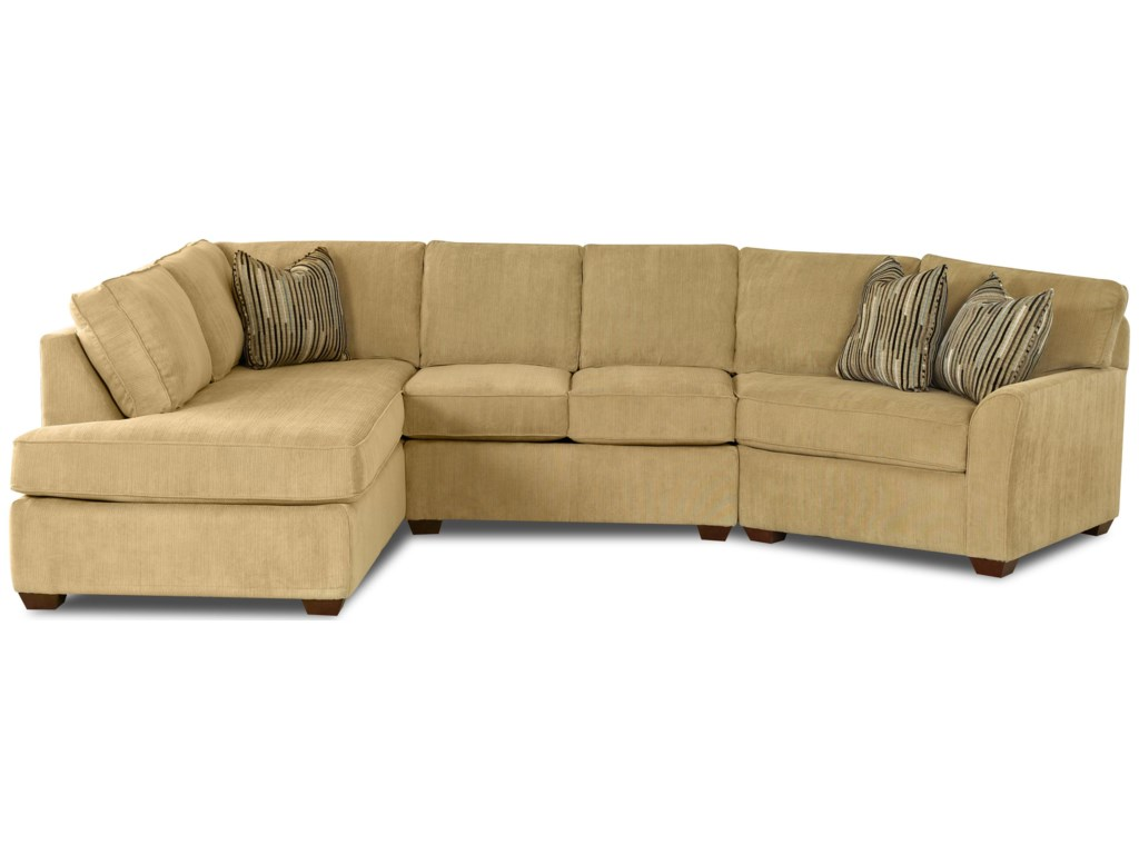 Klaussner GradySectional