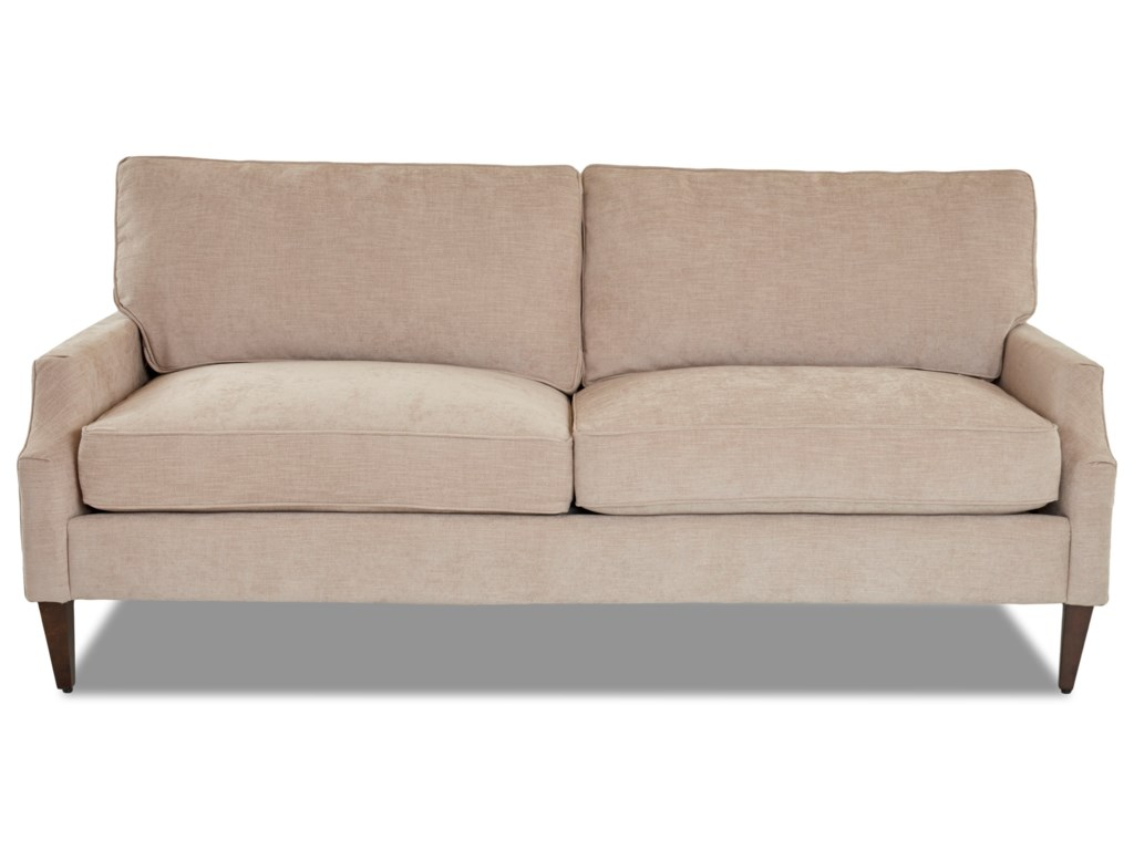Klaussner Grammercy2-Over-2 Sofa