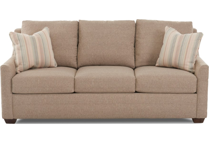 Sofa With Innerspring Cushions