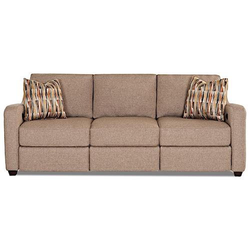 Klaussner Greer Power Reclining Sofa