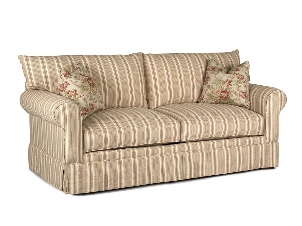 Klaussner Grove ParkStationary Sofa