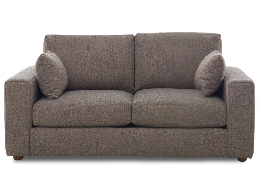 Klaussner GusContemporary Loveseat