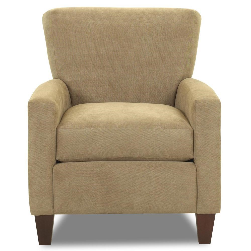 klaussner henry k1500 oc occasional chair with track arms dunk rh dunkandbright com klaussner chair fabrics klaussner chair slipcover