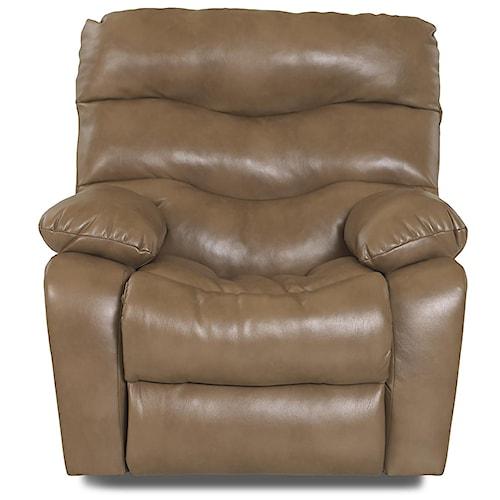 Klaussner Hercules Casual Reclining Chair