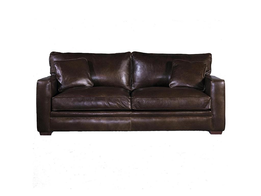 Klaussner HomesteadInterspring Queen Sleeper Sofa