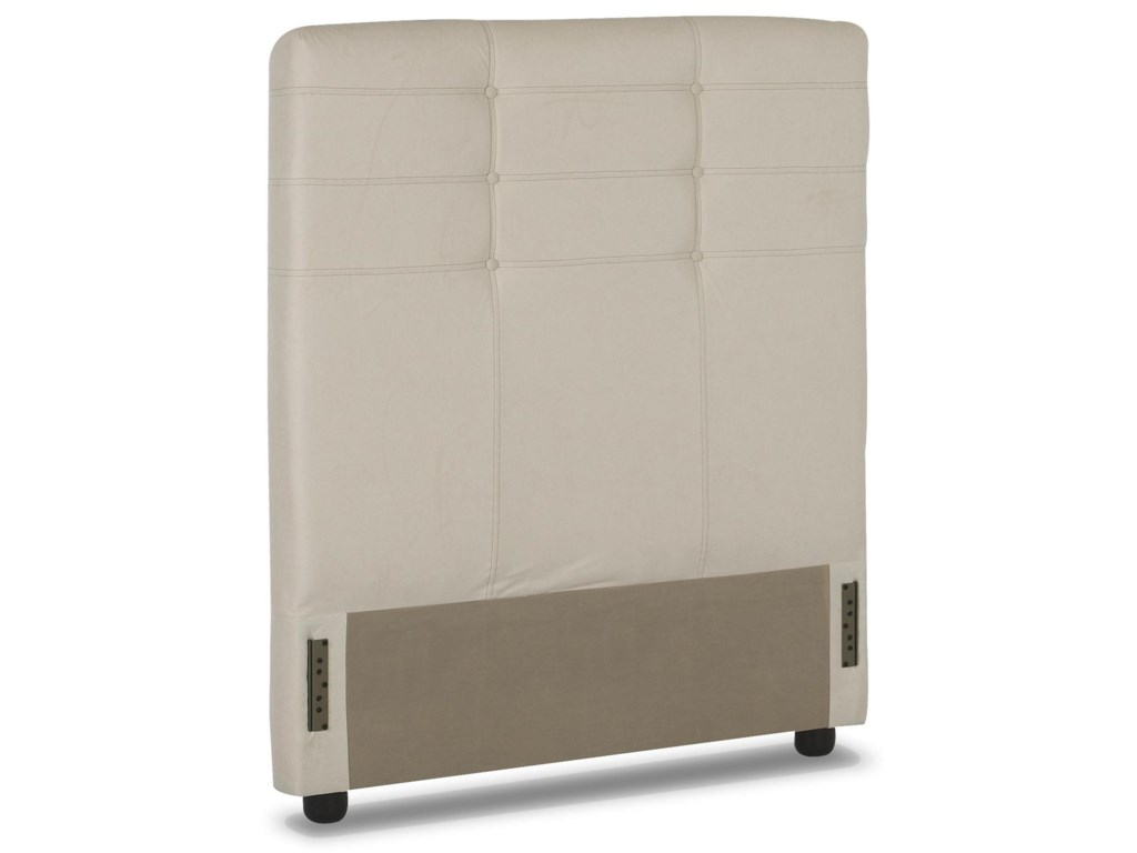 Choose From a Wide Variety of Fabrics and Leathers to Finish this Headboard In