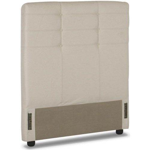 Klaussner Hudson  Twin Size Upholstered Headboard