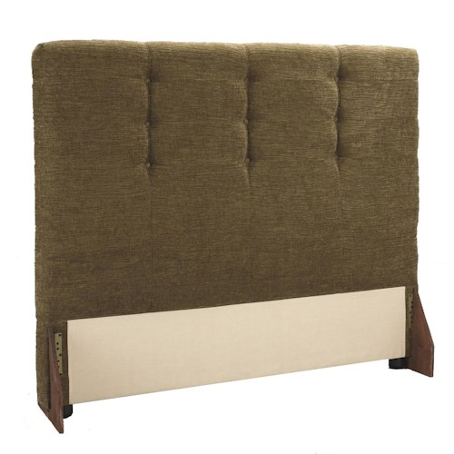 Klaussner Hudson  Queen Size Upholstered Headboard