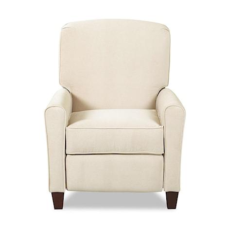 Klaussner Hybrid High Leg Reclining Chair
