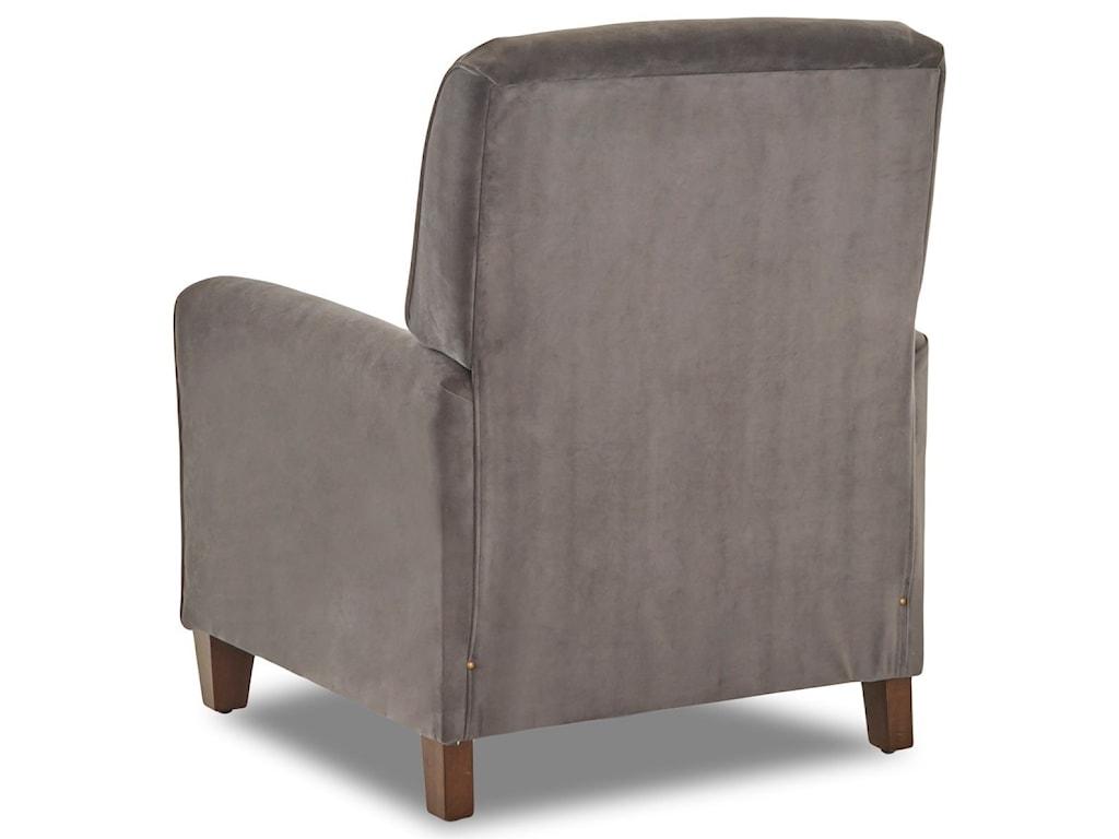 Klaussner HybridHigh Leg Reclining Chair