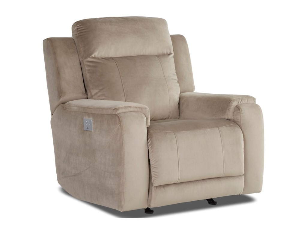 Klaussner HydraSwivel Rocking Reclining Chair