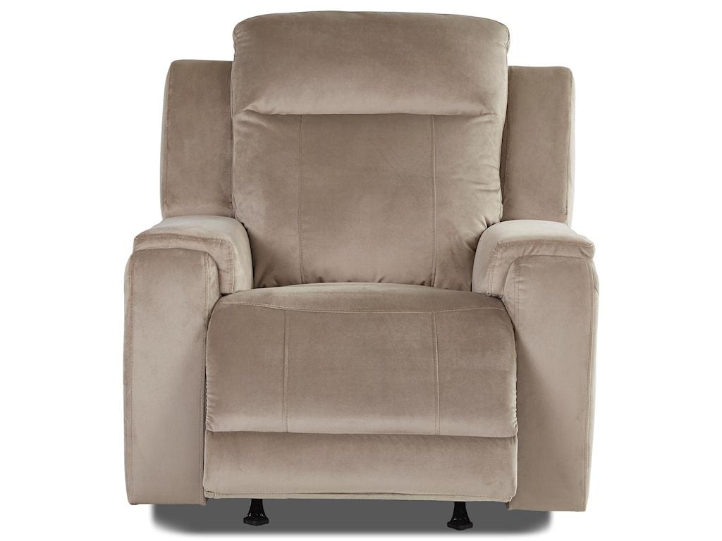 Klaussner HydraPower Reclining Chair