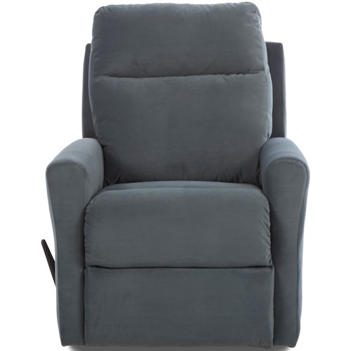 Klaussner Ikon Swivel Gliding Reclining Chair