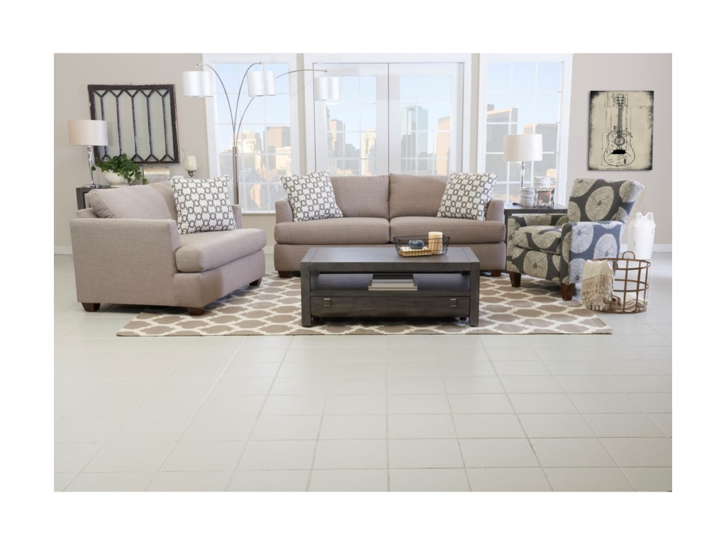 Klaussner JackLiving Room Group