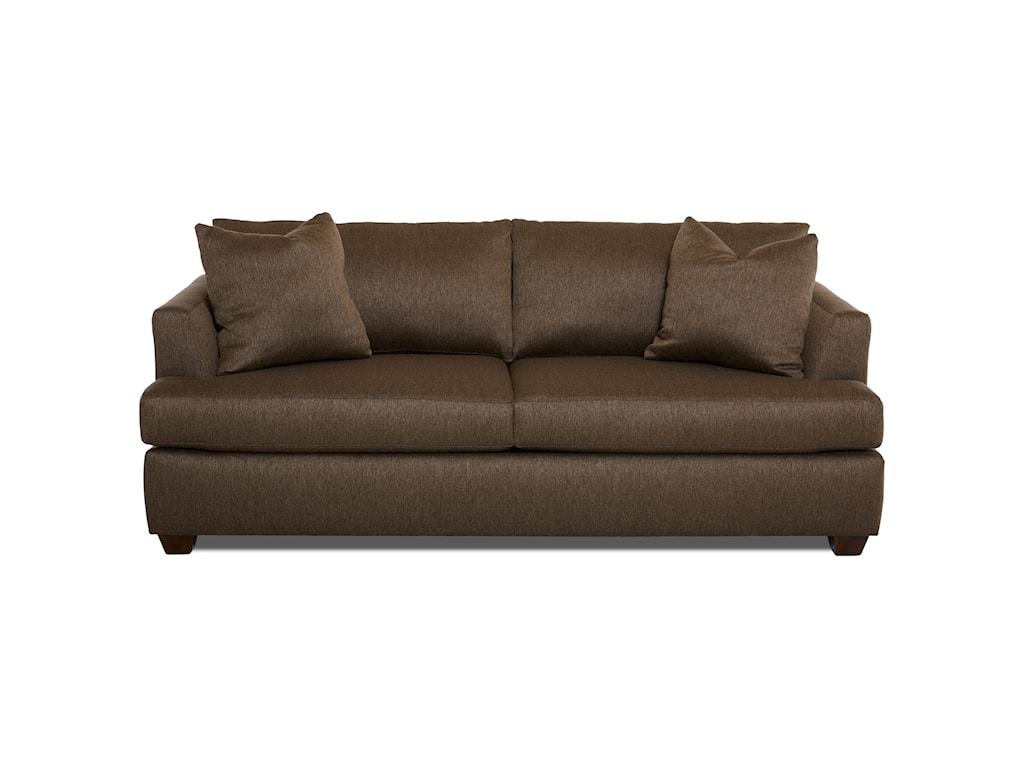 Klaussner JackQueen Inner Spring Sleeper Sofa