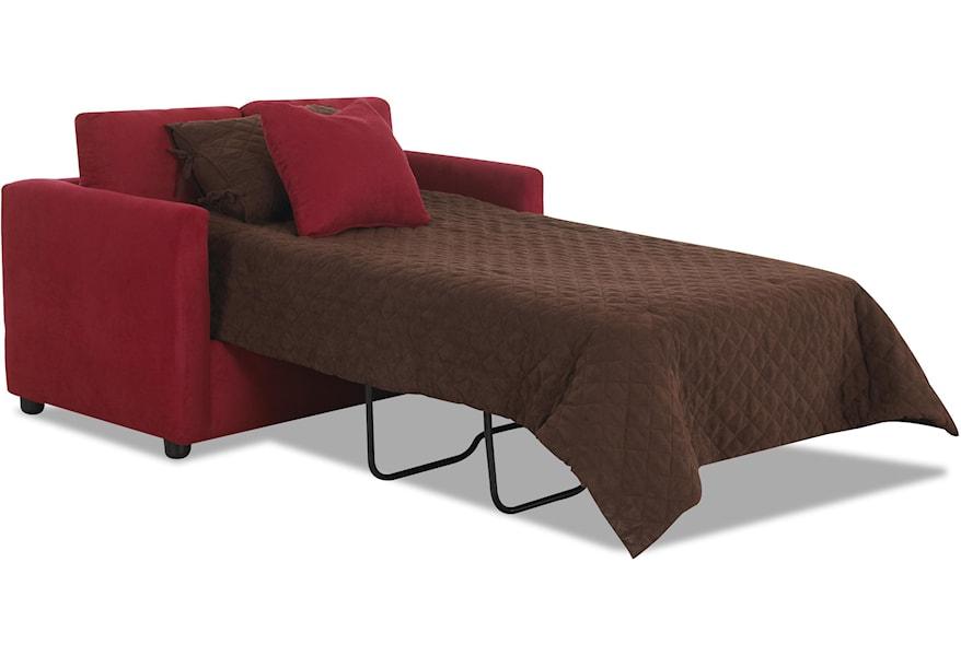 Fine Jacobs Air Coil Twin Sleeper Cjindustries Chair Design For Home Cjindustriesco