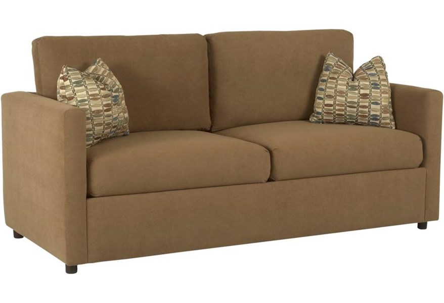 Jacobs Casual Queen Sleeper Sofa