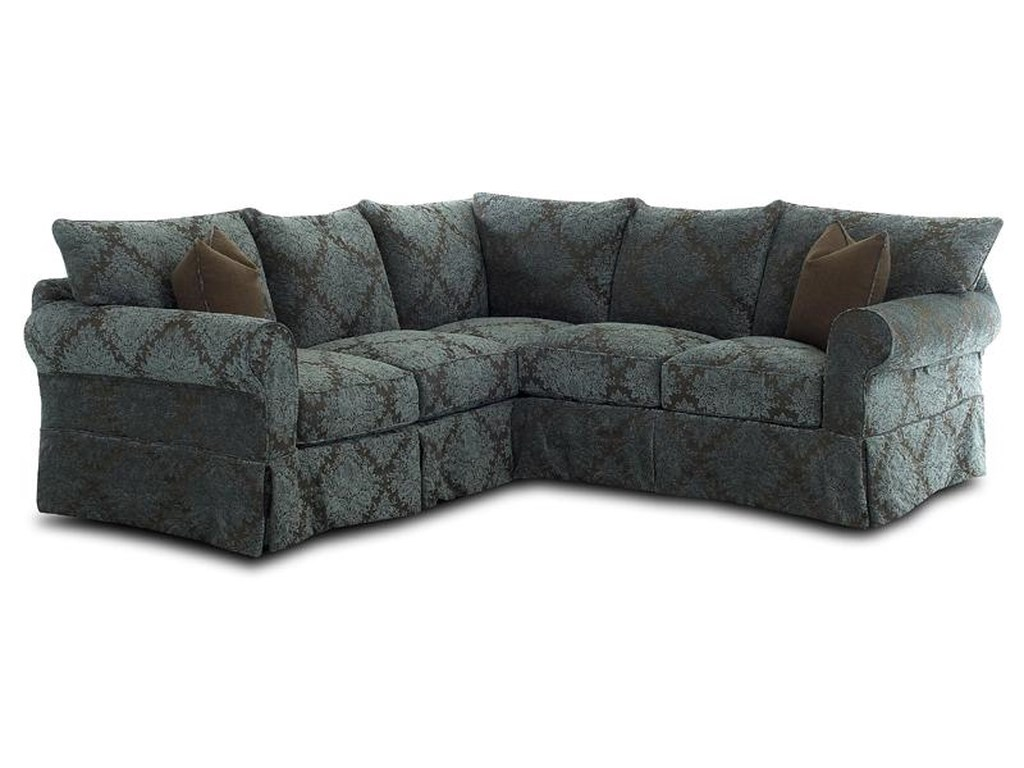 Klaussner JennySectional