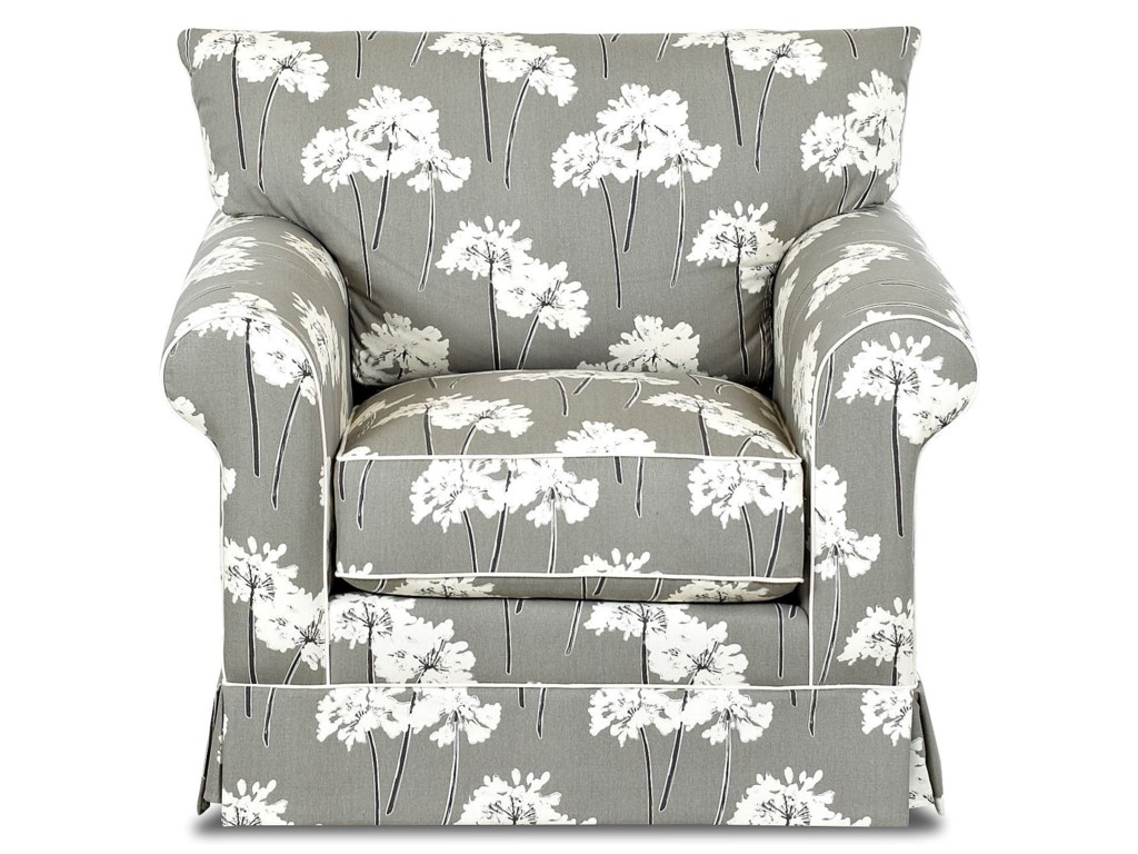 Klaussner JennyTransitional Chair