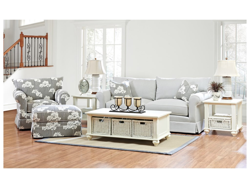 Klaussner JennyLiving Room Group