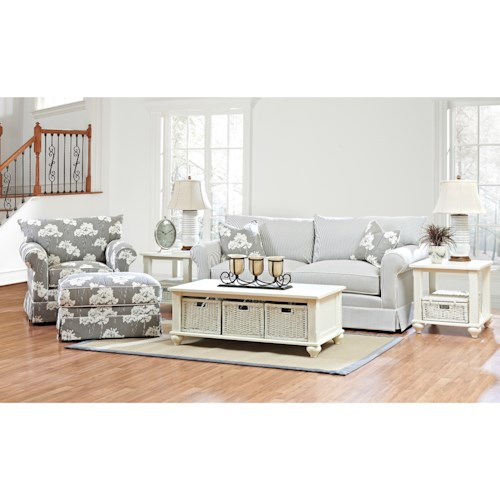 Klaussner Jenny Living Room Group
