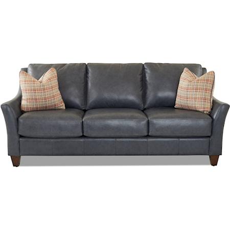 Sofa w/ Arm Pillows