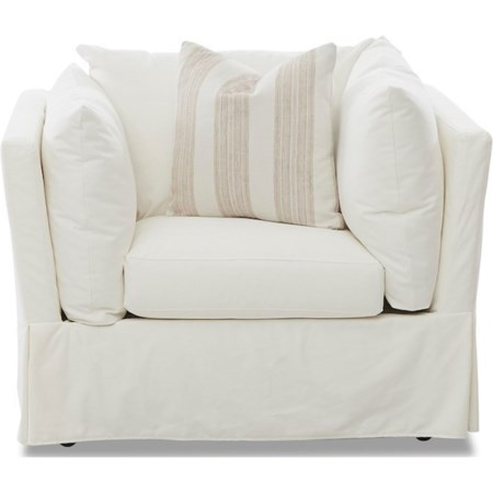 Big Chair with Slipcover