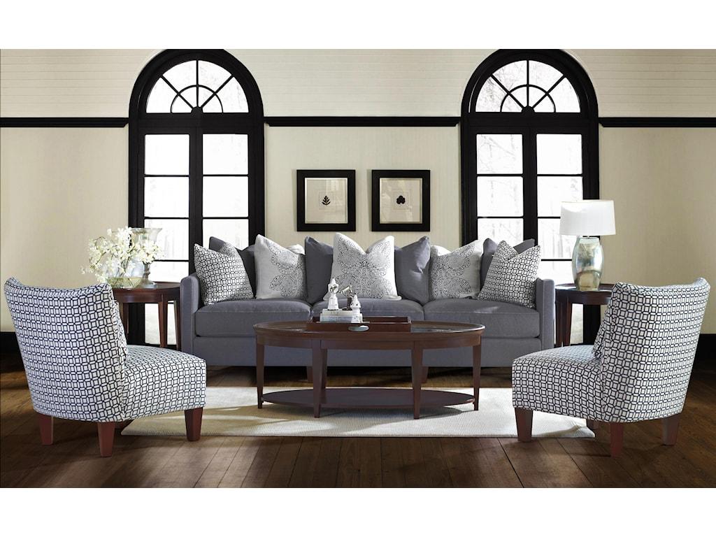 Klaussner JordanScatterback Sofa