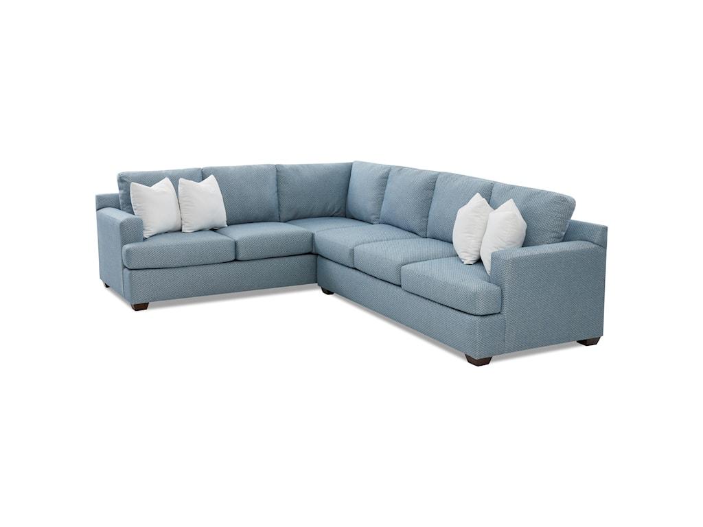 Juniper 5-Seat Sectional Sofa with LAF Corner