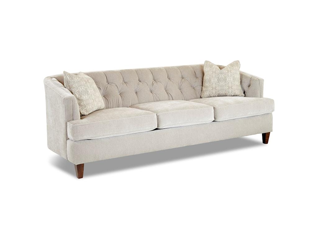 Klaussner KimbalContemporary Sofa