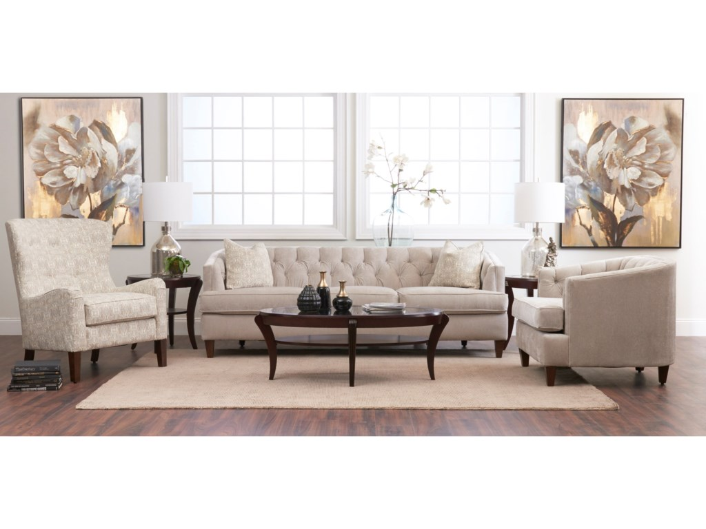 Klaussner KimbalLiving Room Group